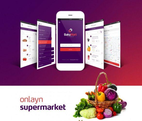 KOBİA-nın dəstəyi ilə onlayn supermarket yaradıldı