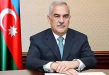 Naxçıvan Muxtar Respublikası Ali Məclisinin SədriVasif Talıbov