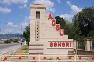 Ağsu şəhəri