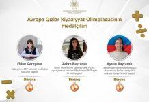 IX Beynəlxalq Avropa Qızlar Riyaziyyat Olimpiadası (EGMO)