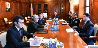 Nazirlər Kabineti yanında Operativ Qərargahın iclası