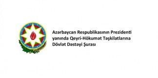 Azərbaycan Respublikasının Prezident yanında Qeyri-Hökumət Təşkilatlarına Dövlət Dəstəyi Şurası