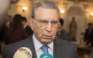 Azərbaycan Milli Elmlər Akademiyasının (AMEA) prezidenti, akademik Ramiz Mehdiyev