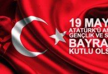 Atatürkü Anma, Gənclik və İdman Bayramı