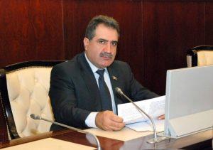 Milli Dirçəliş Hərəkatı Partiyasının sədri Fərəc Quliyev