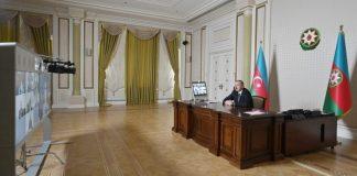 Azərbaycan Prezidenti ilə Dünya Bankının yeni vitse-prezidenti arasında videokonfrans keçirilib