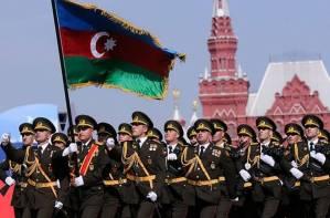 Azərbaycan hərbçiləri Moskvada keçiriləcək hərbi paradda