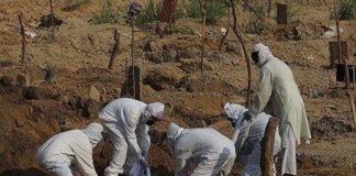 Son 24 saatda koronavirusdan ən çox ölüm halı Braziliyada qeydə alınıb