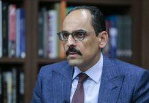 Türkiyə Prezidentinin müşaviri İbrahim Kalın