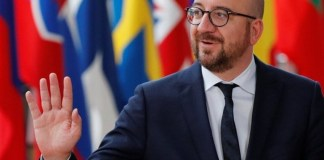Avropa İttifaqı Şurasının Prezidenti Şarl Mişel