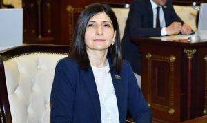 Milli Məclisin deputatı Sevil Mikayılova