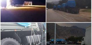 İrandan Ermənistana silah daşınması