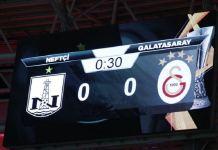"""""""Neftçi"""" Avropa Liqasında """"Qalatasaray""""a məğlub oldu"""