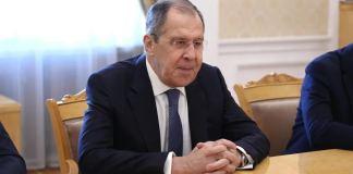 Rusiya Federasiyasının Xarici İşlər Naziri Sergey Lavrov