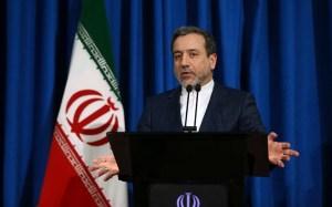 İranın xarici işlər nazirinin müaviniAbbas Əraqçi