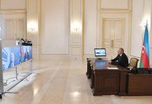 """Prezident İlham Əliyevin Fransanın """"Figaro"""" qəzetinə müsahibəsi"""