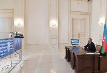 Prezident İlham Əliyev İtaliyanın Rai-1 televiziya kanalına müsahibə verib