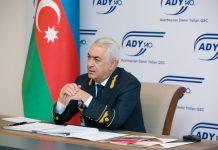 """""""Azərbaycan Dəmir Yolları"""" QSC sədri Cavid Qurbanov"""