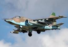 """""""Su-25"""" hücum təyyarəsi"""