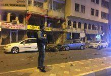 Türkiyənin Hatay səhərində terror aktı