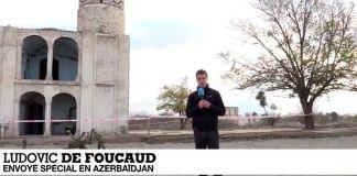 """""""France 24"""" Ağdam haqqında"""