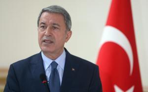 Türkiyənin Milli Müdafiə naziri Hulusi Akar