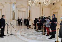 Rusiyanın xarici işlər naziri Bakıda mətbuat qarşısında çıxış edib və jurnalistlərin suallarını cavablandırıb