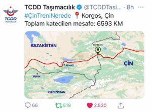 Bakı-Tbilisi-Qars dəmir yolu xətti