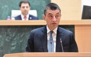 Gürcüstanın Baş naziri Giorgi Qaxariya