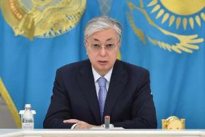 Qazaxıstan Respublikasının Prezidenti Kasım-Jomart Tokayev