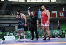 Yunan-Roma güləşi üzrə millimiz fərdi dünya kuboku yarışlarını 3 medalla başa vurub