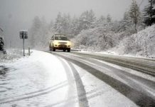 buzlu yol