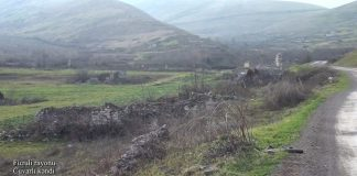 Füzuli rayonunun Cuvarlı kəndi