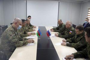 Azərbaycan ilə Rusiya arasında Türkiyə-Rusiya Birgə Monitorinq Mərkəzinin fəaliyyəti müzakirə edilib