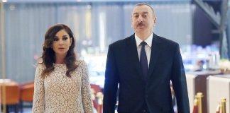 Mehriban Əliyeva və İlham Əliyev