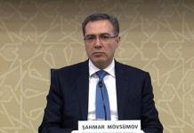 Prezident Administrasiyasının İqtisadi məsələlər və innovativ inkişaf siyasəti şöbəsinin müdiri Şahmar Mövsümov