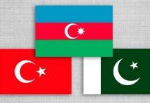 Azərbaycan, Türkiyə və Pakistan xarici işlər nazirlərinin üçtərəfli görüşü keçiriləcək
