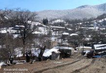 Xocavənd rayonunun Çiraquz kəndi