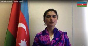 """UNESCO-da """"Ana Dili Günü"""" münasibəti ilə virtual tədbir keçirilib"""