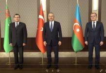 Ankarada Azərbaycan, Türkiyə və Türkmənistan xarici işlər nazirlərinin üçtərəfli görüşü keçirilib