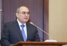 Dövlət Statistika Komitəsinin (DSK) sədri Tahir Budaqov