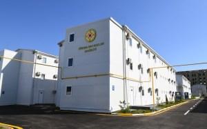 Fövqəladə Hallar Nazirliyinin Tibb Mərkəzinin Modul Tipli Hospitalı