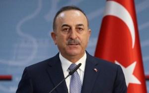Türkiyənin xarici işlər naziriMövlud Çavuşoğlu
