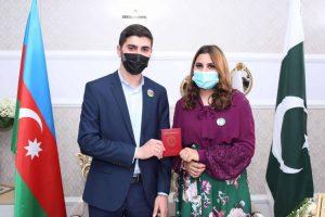 Azərbaycanlı gənc pakistanlı qızla evləndi