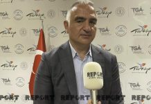 Türkiyə Respublikasının mədəniyyət və turizm naziri Mehmet Nuri Ersoy