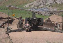 Naxçıvan Qarnizonu Qoşunlarında komanda-qərargah təlimi davam edir