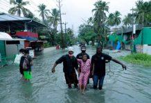"""Hindistanda """"Tauktae"""" siklonu"""