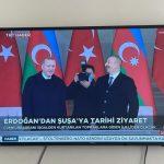 """""""TRT Haber"""" telekanalı Azərbaycan-Türkiyə qardaşlığından bəhs edən xüsusi reportaj yayıb"""