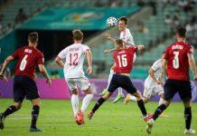 AVRO-2020: Danimarka yığması Bakıda qələbə qazanaraq yarımfinala yüksəldi