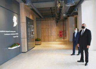 Abşeronda DOST Mərkəzinin açılışı olub